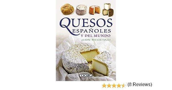 Quesos españoles y del mundo (Miniprácticos): Amazon.es: Todolibro ...