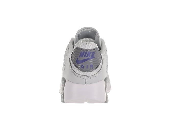 0d52734fcfc NIKE W Air Max 90 Ultra Essential Femmes Sneaker Gris 724981 008 ...