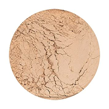 Foundation – Loose Mineral Foundation, Natural, Paraben Free, Talc Free, Non-Toxic Neutral 3