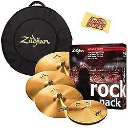 Zildjian A Rock Cymbal Pack