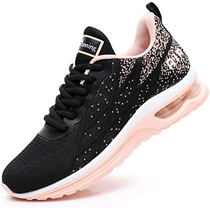 MEHOTO Womens Fashion Tennis Walking Shoes Sport Air Fitness Gym Jogging Running Sneakers