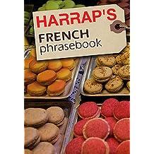 HARRAP'S FRENCH PHRASE BOOK : AVEC CARTE DE PARIS