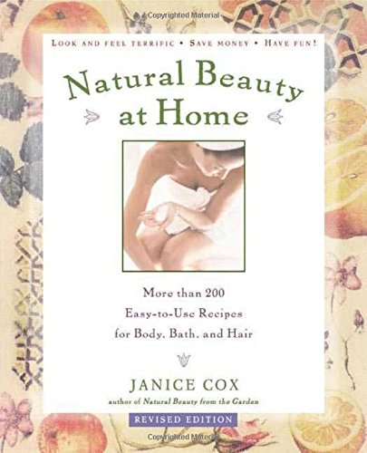Skin And Hair Care At Home