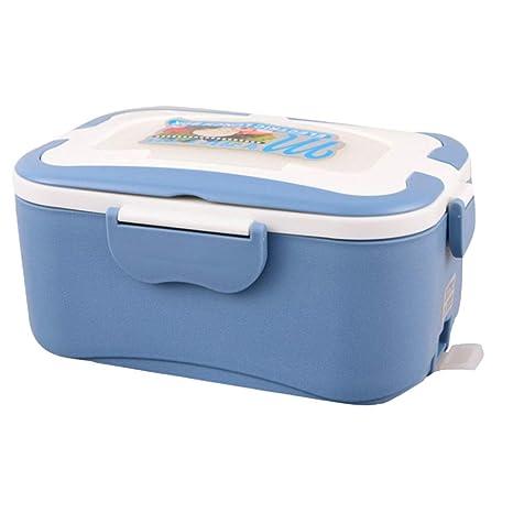 Amazon.com: Caja de almuerzo eléctrica con calentador de ...