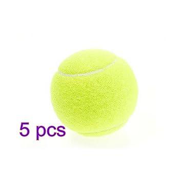 Vi.yo pelotas de tenis de entrenamiento profesional, pelota de ...