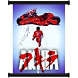 "Akira Movie Anime Fabric Wall Scroll Poster (16""x21"") Inches"