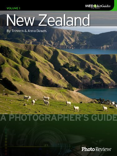 New Zealand A Photographers Guide By Dawes Trevern And Anna