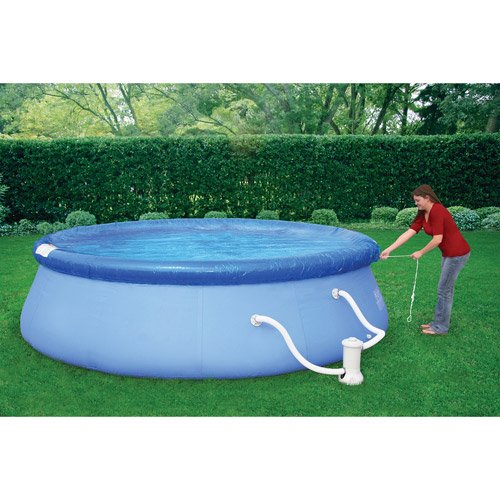 Summer Escapes Pool Cover For 12 14 Foot Above Ground Pools Buy Online In Uae Lawn