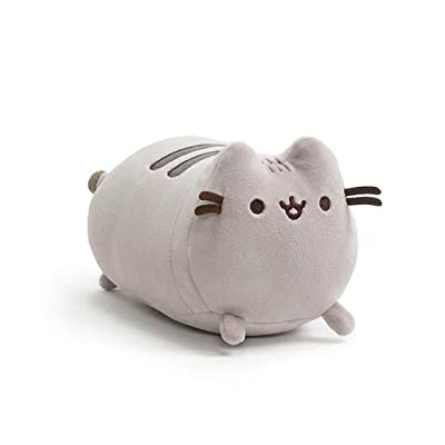 "GUND Pusheen Squisheen Plush Kitty Log, 6"": Toys & Games"