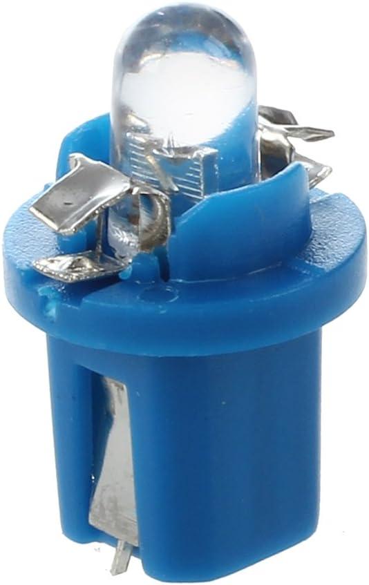 Sandis 10 Gauge X T5 Auto Blu LED del precipitare Lampadina del cruscotto Luce della Lampada