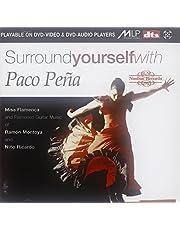 Surround Yourself with Paco Peña [DVD Video + DVD Audio] (DVD Audio)