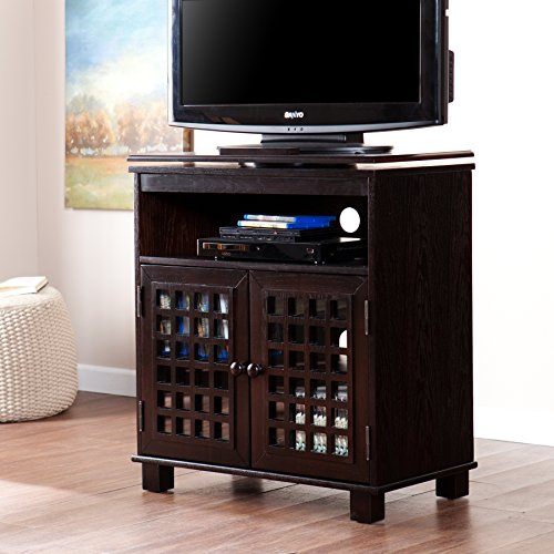 Incandescence Hearth Swivel Top Media Stand - Classic (Swivel Top Media Stand)