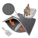 Pieviev Cat Litter Mat Anti-Tracking Litter Mat - 30