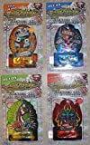 4 Ed Hardy by Christian Audigier Different Scented Oil Air Freshener