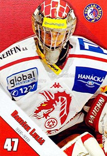 fan products of (CI) Lukas Danecek Hockey Card 2005-06 Czech HC Ocelari Trinec Postcards 2 Lukas Danecek