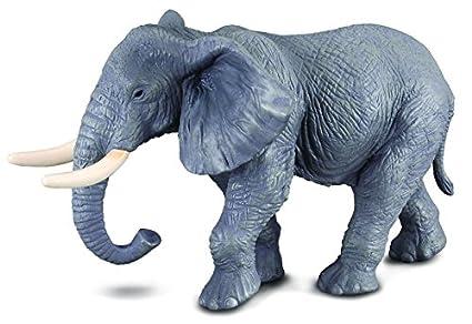 African Elephant Toys For Boys : Amazon collecta collecta african elephant toys games
