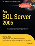 img - for Pro SQL Server 2005 book / textbook / text book
