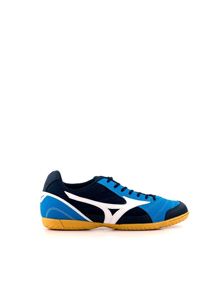 Stiefel Mizuno Sala Club blau Sohle Lisa