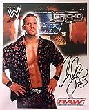 WWE Chris Jericho / Y2J Autographed 8x10 Photo, Early 2000's