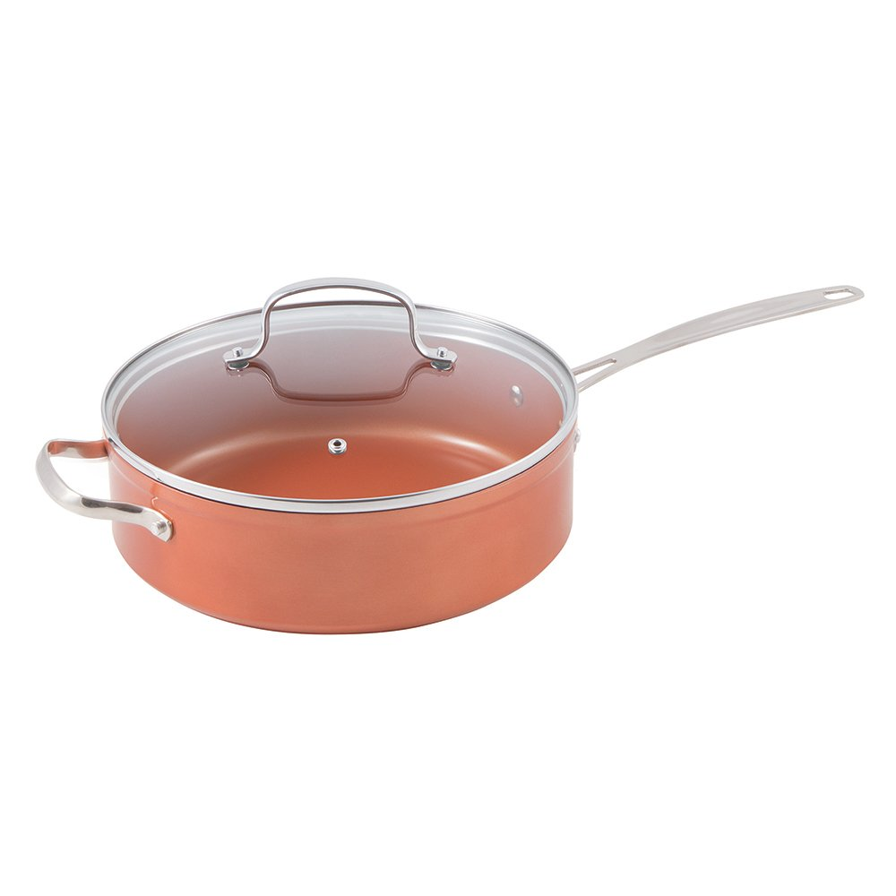 NuWave 31434 4-Quart. Forged Everyday Pan