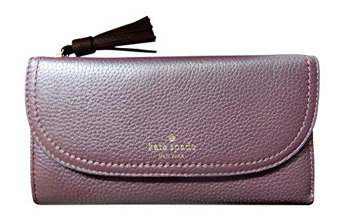 Kate Spade New York Nathalie McCall Street Wallet, (Mahogany Womens Wallet)