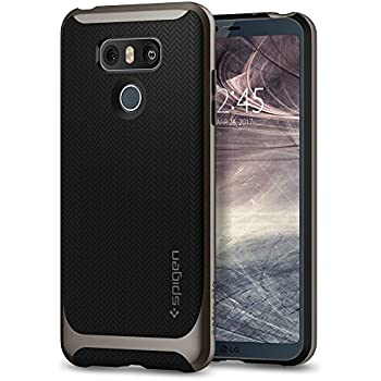 Amazon.com: Spigen Thin Fit Designed for LG G6 Case (2017 ...