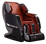 Infinity Iyashi Black/Caramel Zero-Gravity Massage Chair Infinite