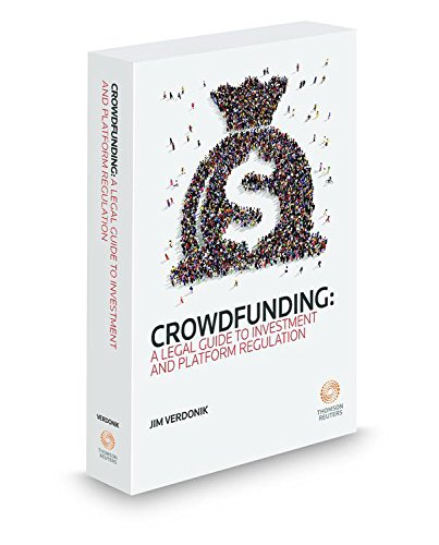 Crowdfunding  A Legal Guide To Investment   Platform Regulation  2016 Ed