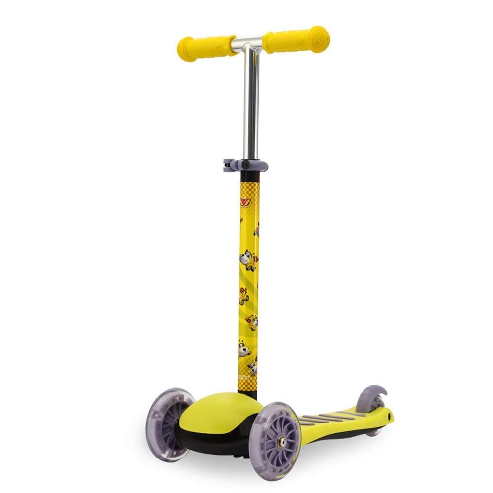 Runplayer : 3歳以上のお子様、三輪スクーター、子供用おもちゃギフトに最適 Color ( Color : Runplayer Yellow ) B07QXX6J5D, ホビーショップルーツ:8c1792a9 --- br4tecnologia.com.br
