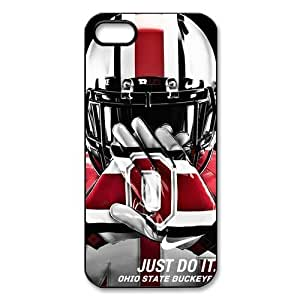 Forever Collectibles NCAA Ohio State Buckeyes Nike Case For Iphone 6 4.7 Inch Cover Hard Cover Case-Just Do It