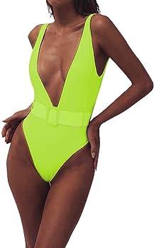 Vectry Bikini Brasileño Mujer Tankini Mujer 2019 Bañador Natacion ...