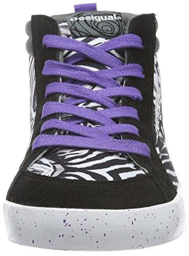 Gris Metal2031 Fitness Shoes Grey W2 Mid Classic Women's Desigual zxqwn4pfn