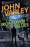 Book cover from Irontown Blues (Eight Worlds) by John Varley
