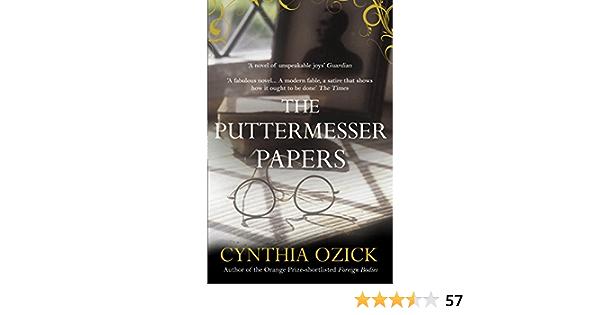 Puttermesser papers amazon australian crime rate literature review