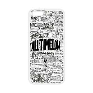 iPhone 6 6S 4.7 Inch funda Blanco [PC dura del caso + HD Pattern] Akame Ga Kill® Series [Numeración: JJJJDHKOD5717]