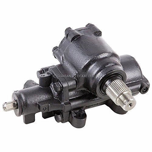 Power Steering Gear Box For Ford F250 F350 Super Duty 2007 2008 2009 2010 - BuyAutoParts 82-00650AN NEW (Duty Steering Gearbox)