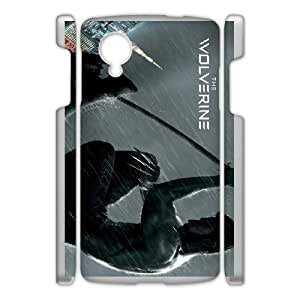 The Wolverine For Google Nexus 5 Csae protection phone Case FX250337