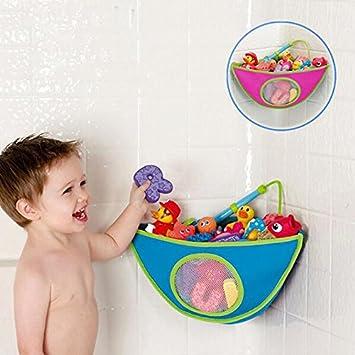 Vycloud Tm Sozzy Badezimmer Ecke Bad Spielzeug Tasche Fur Kinder
