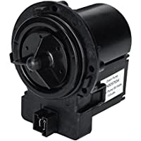 Washer Drain Pump Motor Assembly Replacement for Samsung DC31-00054A DC31-00016A 1534541 AP4202690 PS4204638