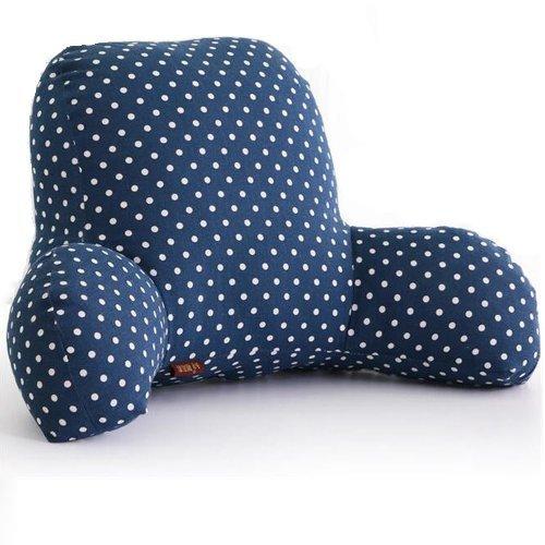 Kondrao Rückenlehne Lordosenstütze-Kissen-Kissen für Büro-Stuhl, Sofa, Bett(Groß)