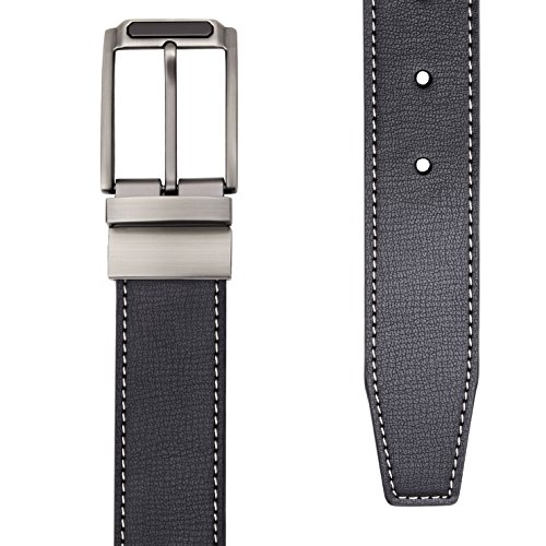 Tonly-Monders-Mens-Reversible-Belt-Dress-Leather-Belts-For-Men-Rotated-Buckle-Black