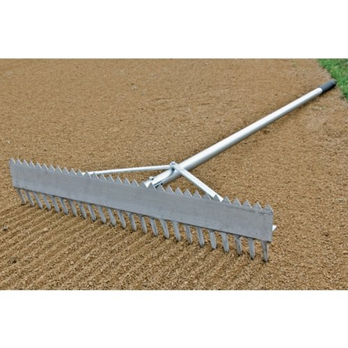 BSN Sports 36'' Double Play Infield Rake by BSN Sports