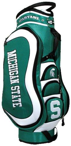 UPC 637556223357, NCAA Michigan State Spartans Medalist Golf Cart Bag