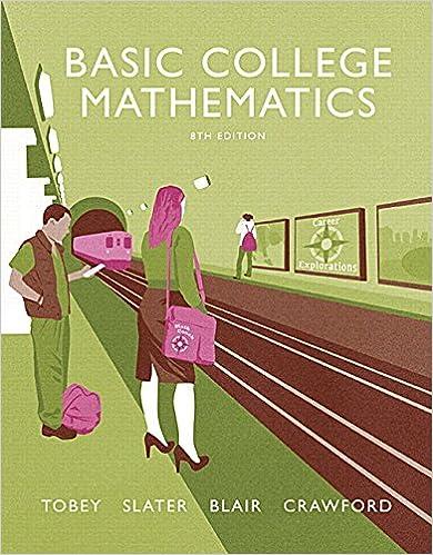 Amazon.com: Basic College Mathematics plus MyMathLab -- Access ...