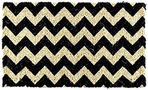 conrad-doormats-30-inch-by-18-inch-and-1-inch-thick-natural-coco-coir-chevron-pattern-doormat-black