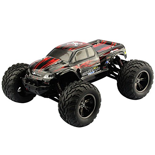 1 4 scale rc truck - 1