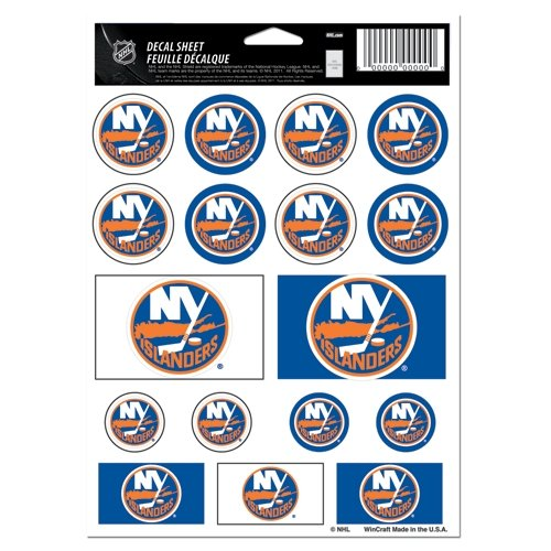 Nhl Sticker Sheet - 4