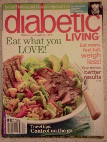 Diabetic Living Magazine, Summer 2011]()