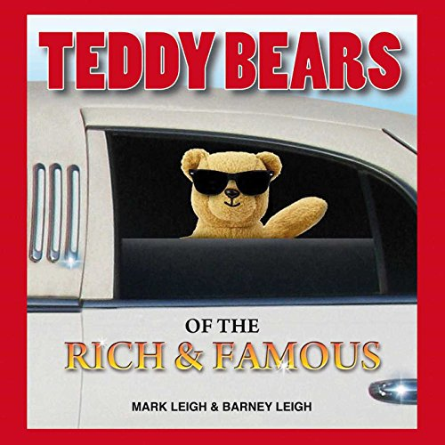 Teddy Bears of the Rich and Famous Accents Teddy