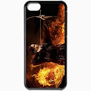 diy phone casePersonalized iphone 4/4s Cell phone Case/Cover Skin The Hunger Games Blackdiy phone case